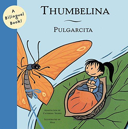 9780811839273: Thumbelina/Pulgarcita