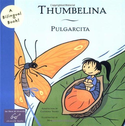 9780811839280: Thumbelina/Pulgarcita