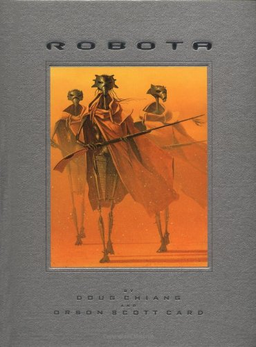 9780811840415: Robota: Reign of Machines Story and Art