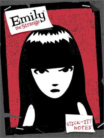 9780811840682: Emily the Strange: Stick-it! Notes