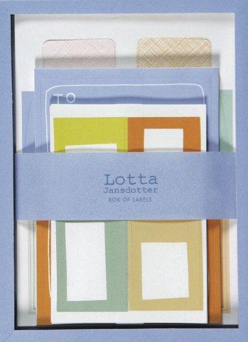 9780811840965: Lotta Jansdotter Box of Labels
