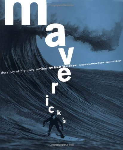 Maverick's: Matt Warshaw