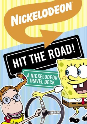 9780811841887: Hit the Road: A Nickelodeon Travel Deck