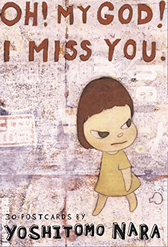 9780811842556: Oh! My God! I Miss You: 30 Postcards