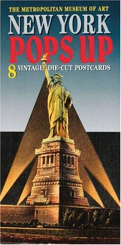 9780811842785: New York Pops Up: 8 Vintage Die-Cut Postcards