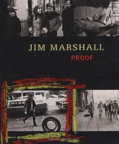 9780811843188: Jim Marshall: Proof