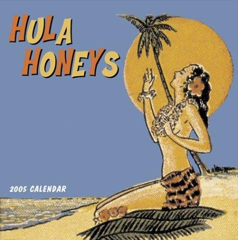 9780811843348: Hula Honeys 2005 Wall Calendar
