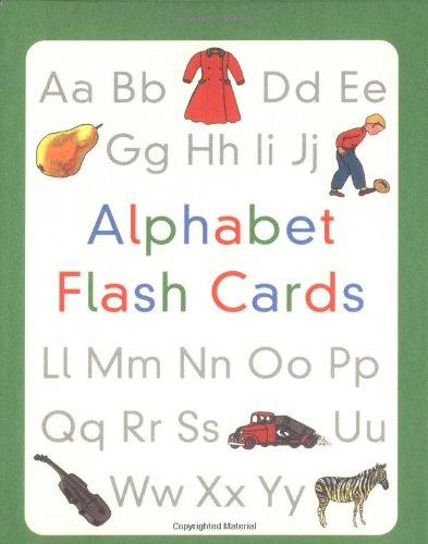 9780811843942: Alphabet Flash Cards