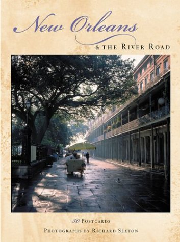 9780811844086: New Orleans and the River Road Postcard Book