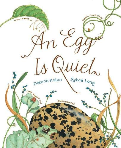 9780811844284: An Egg is Quiet