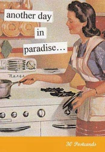 9780811844444: Another Day in Paradise: 30 Postcards (Anne Taintor)
