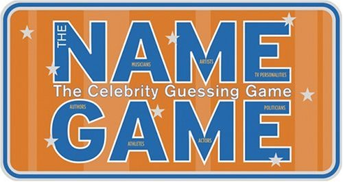 The Name Game: The Celebrity Guessing Game: Crystal, Steve