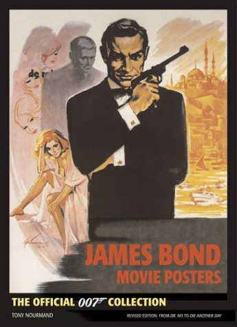9780811844659: James Bond Movie Posters: The Official 007 Collection