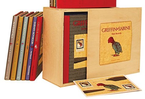 9780811845083: Griffin & Sabine Deluxe 6-Volume Boxed Set