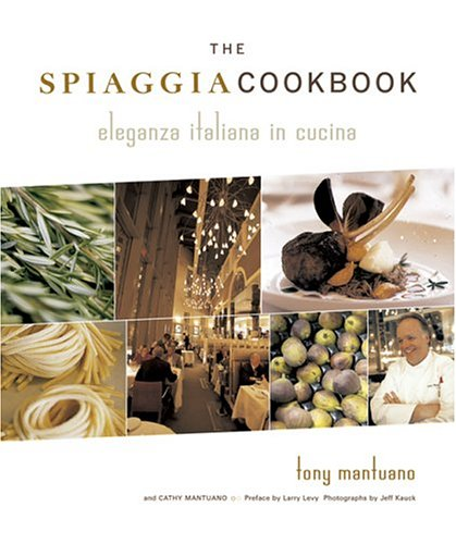 9780811845113: The Spiaggia Cookbook: Eleganza Italiana in Cucina