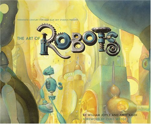 The Art of Robots: Amid Amidi