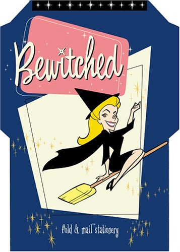 9780811845649: Bewitched Fold and Mail Stationery