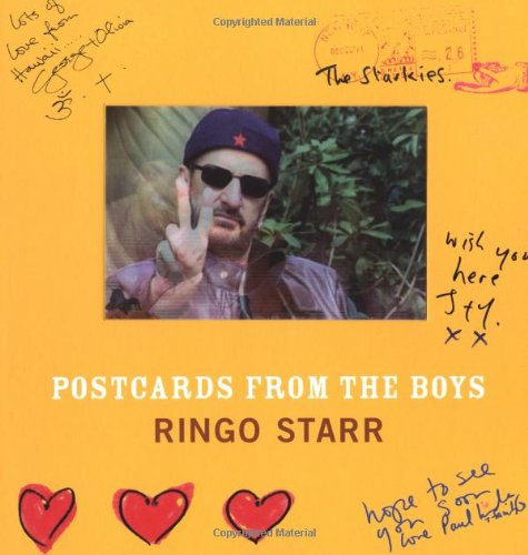9780811846134: Postcards from the Boys