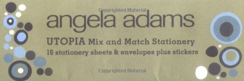 9780811846417: Utopia Mix and Match Stationery (Mix & Match Stationery)