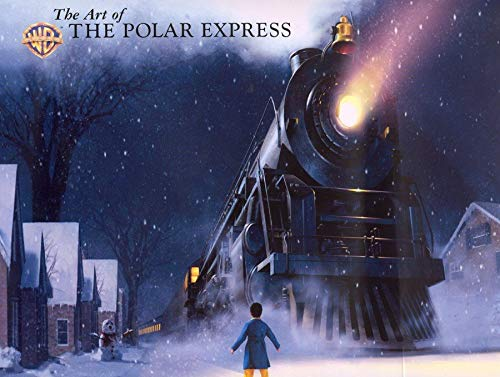 9780811846592: The Art of the Polar Express
