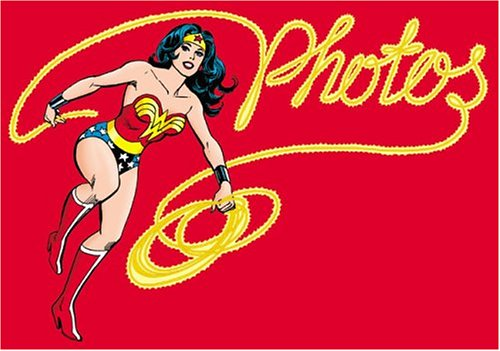 9780811846752: Wonder Woman Photo Album