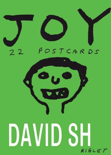 9780811846844: Joy: 22 Postcards