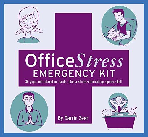 9780811847025: Office Stress Emergency Kit: The World's Easiest Stress Management Program