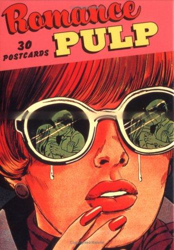 9780811847223: Romance Pulp Postcard Box