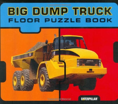 9780811847506: Big Dump Truck: Floor Puzzle Book