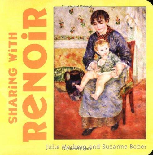 9780811847575: Sharing with Renoir (Mini Masters)
