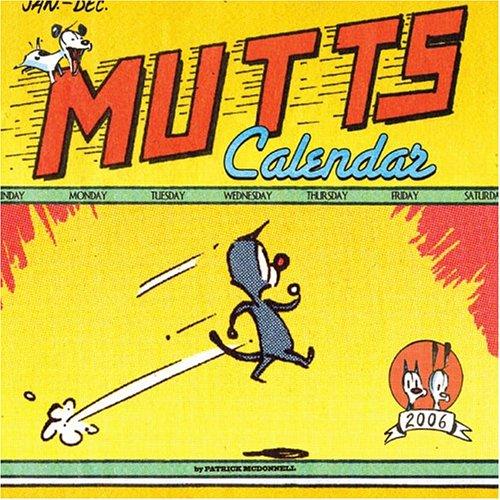 9780811847612: Mutts 2006 Wall Calendar