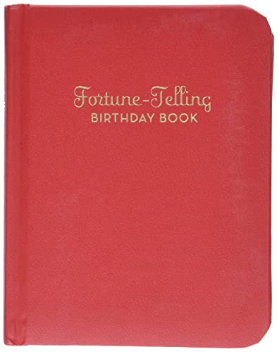 9780811847834: Fortune-Telling Birthday Book