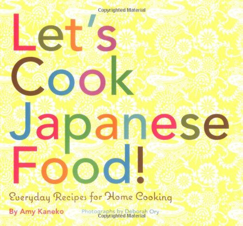 9780811848329: Let's Cook Japanese Food!