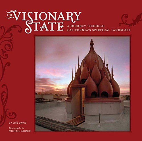9780811848350: The Visionary State: A Journey Through California's Spiritual Landscape