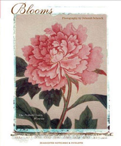 Blooms Notecards: Deborah Schenck