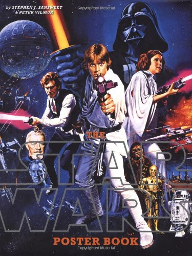 9780811848831: Star Wars Poster Book