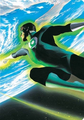 9780811849319: Green Lantern Journal (DC Comics)