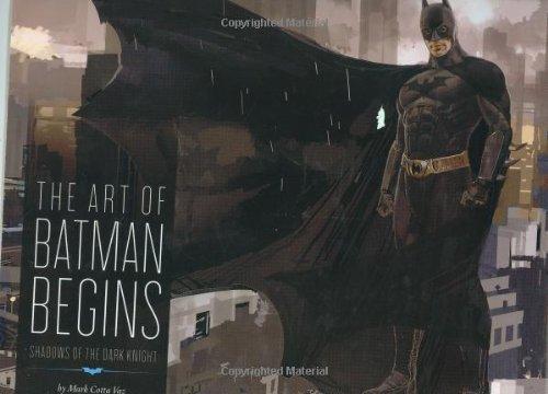 9780811849487: The Art of Batman Begins