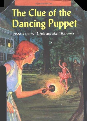 9780811849777: Nancy Drew Fold and Mail Stationery