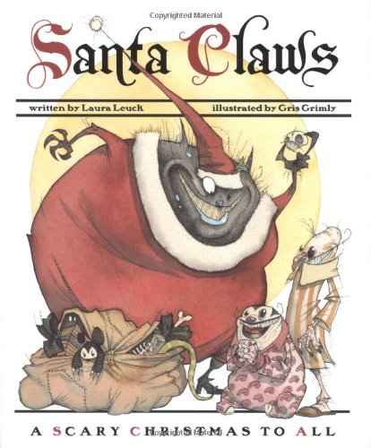 9780811849920: Santa Claws A Scary Christmas to All