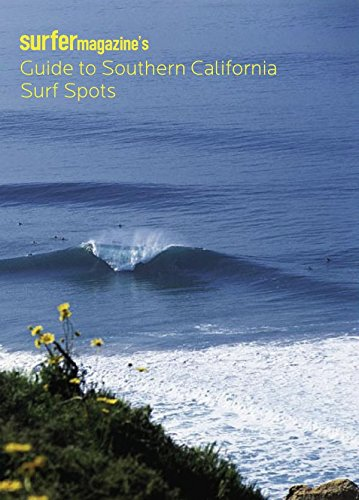 9780811850001: Surfer Magazine's Guide to Southern California Surf Spots