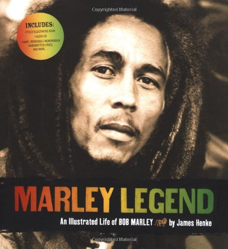 9780811850360: Marley Legend. An illustrated life of Bob Marley: (E)