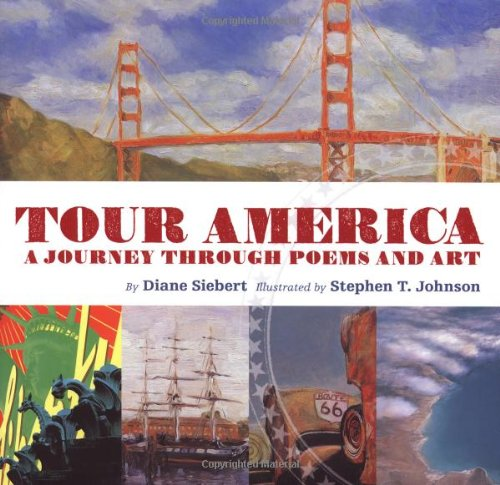 9780811850568: Tour America: A Journey Through Poems and Art