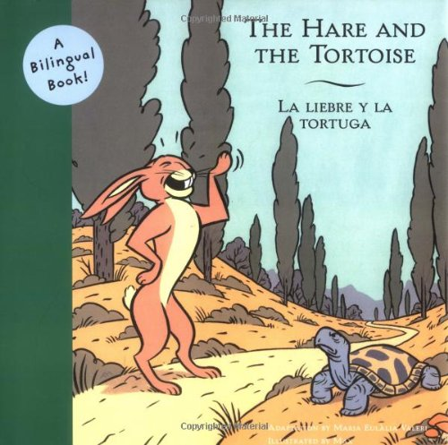 9780811850575: TORTOISE & THE HARE (BILINGUAL) GEB (Bilingual Fairy Tales (Hardcover))
