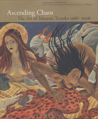 Ascending Chaos: The Art of Masami Teraoka