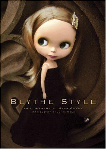 Blythe Style: Gina Garan