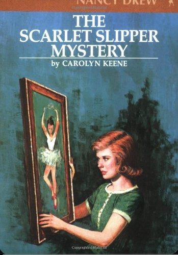 9780811851404: Nancy Drew Notepad: The Scarlet Slipper