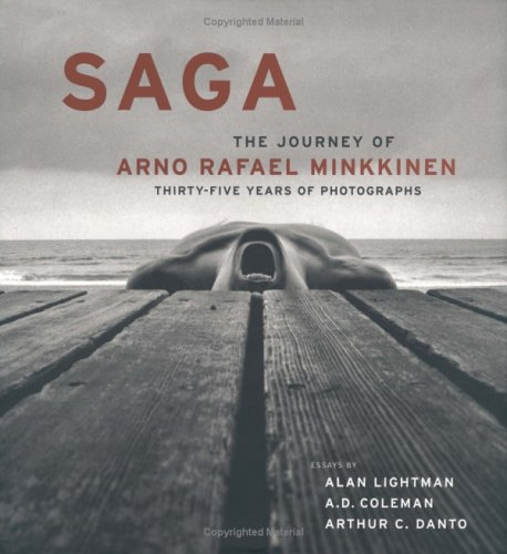 9780811851466: Saga: The Journey of Arno Rafael Minkkinen