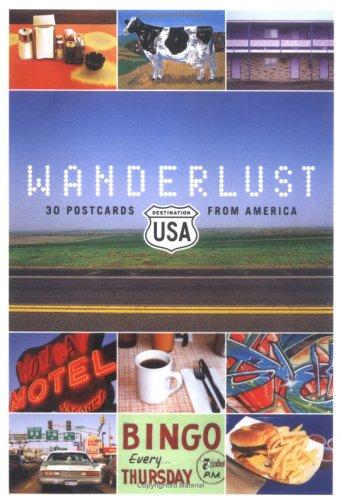 9780811851848: Wanderlust USA Postcard Box
