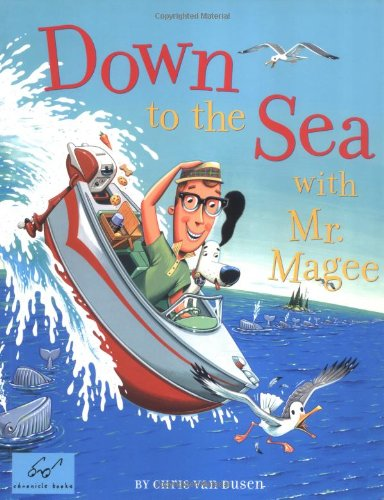 9780811852258: Down to the Sea with Mr. Magee